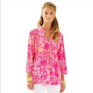 Lilly Pulitzer - Sarasota Tunic Paradise Pink